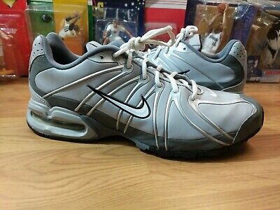 4211cdef032 NIKE MAX AIR TORCH SL Men s Sz 12 Running Athletic Shoes Gray Silver   316125-