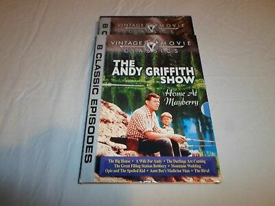 NEW Greatest Classic TV Series *The Andy Griffith Show* DVD Lot Home at Mayberry