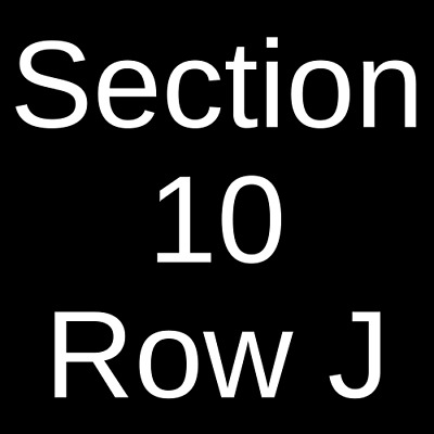 4 Tickets Earth, Wind And Fire 5/8/19 Bell Auditorium Augusta, GA