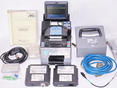 Fujikura FSM-40S Arc Fusion Splicer for Optical Fibre - 34,378 TotalCount