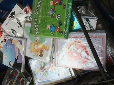 greeting cards job lot of 500