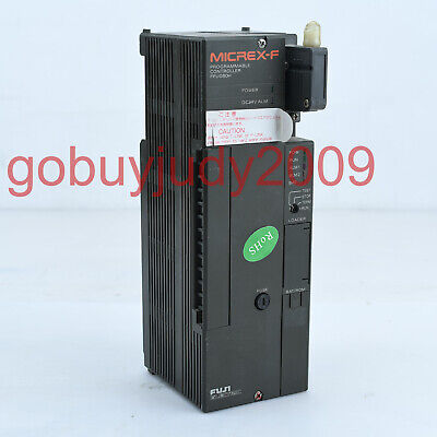 Used Fuji FPU080H-A10 Micrex F Programmable Controller Tested In Good condition