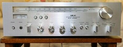 Akai AA-1020 - Rare vintage receiver/amplifier - Mint condition & fully serviced