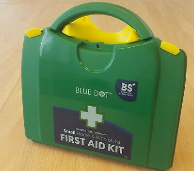 First Aid Kit - Home & Workplace - Small BS - 8599-1:2019 Compliant