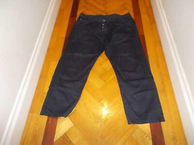 MADE IN ITALY Men's Island Vintage Dungarees - New w/o tags - 100% cotton