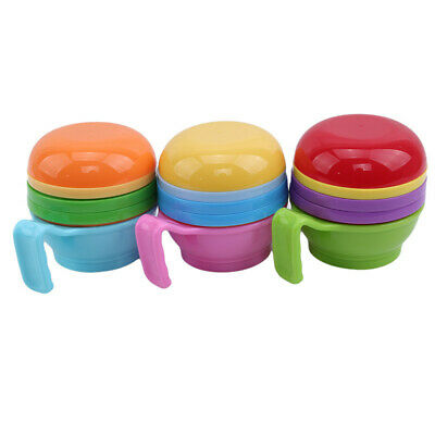 Multifunctional Durable Manual Baby Food Grinder Food Grinding Bowl Dishes CB