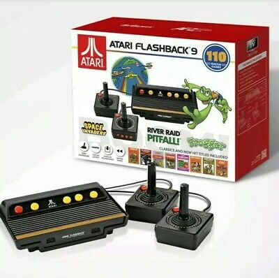 Atari Flashback 9 (110 Built-In Games) Brand New!!