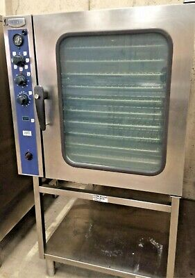 Electrolux LPG Gas 10 Grid Steam Convection Oven FCG102