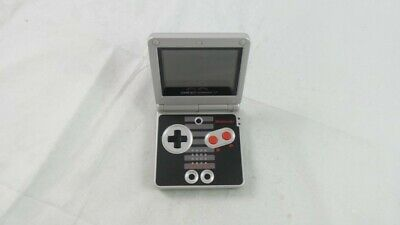 Classic NES Limited Edition Gameboy Advance SP (AGS-S-NEMA)