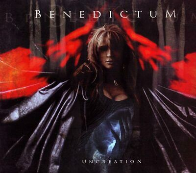 BENEDICTUM - Uncreation US-METAL DIGI