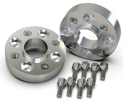 Renault CLIO//MEGANE 20mm Wheel Spacers with a Stud and Nut Conversion kit