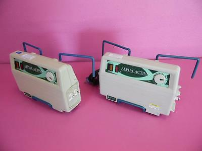 Huntleigh Alpha Active Low Air Loss Pump AAP005 Lot of 2