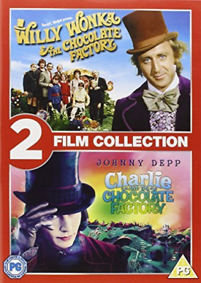 Gene Wilder, Jack Albertson-Willy Wonka and the.../Charlie a (UK IMPORT) DVD NEW