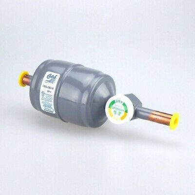 """NEW Sporlan Drier with Sight Glass CSG-083-S  3/8"""" Sweat Connections  OEM 409993"""