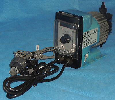 Advantage Controls 0.63 GPH 150 PSI Chemical Metering Pump RC15X1-KFCU-4