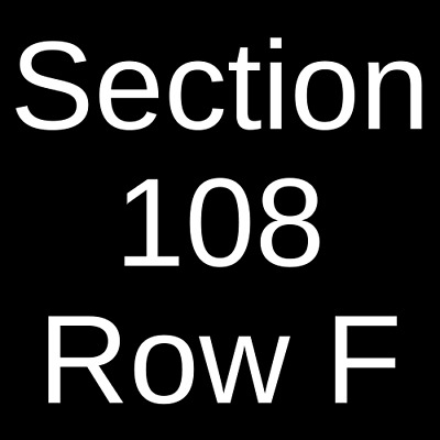 4 Tickets The Jacksons 4/27/19 Beau Rivage Theatre Biloxi, MS