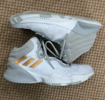 6cc7c93c705ca ADIDAS EXPLOSIVE BOUNCE Men s Basketball Shoes Red-White Size 7.5 ...