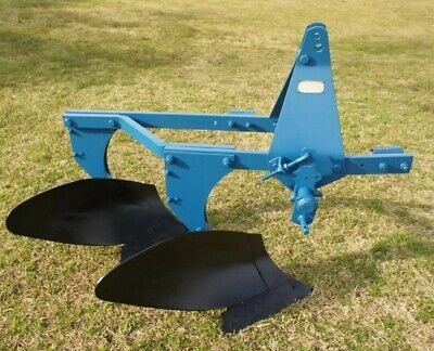 Ford Model 101 2 Bottom Plow 3p Point Hitch