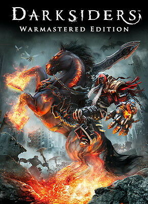 Darksiders Warmastered Edition - PC