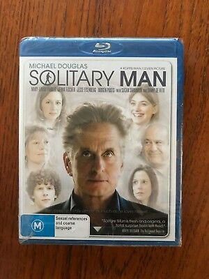 Solitary Man Blu-ray Region B New & Sealed Michael Douglas