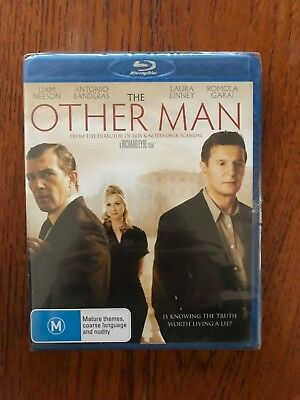 The Other Man Blu-ray Region B New & Sealed