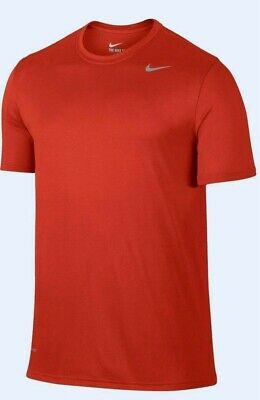 69c4b46e06d2b Men's Nike Size 3XL Dri-Fit Legend 2.0 Training T-Shirt 727982 657 Red