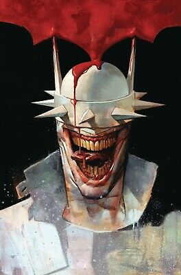 Presale Batman Who Laughs #5 (Of 6) - 2 Cover Pack - 5/8/19