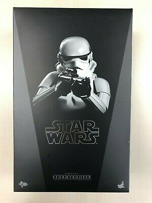 Hot Toys MMS 267 Star Wars Episode IV 4 A New Hope Stormtrooper Figure USED 2