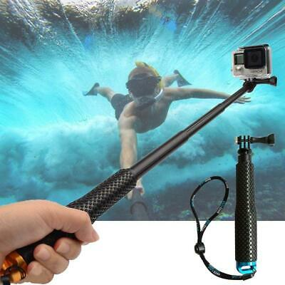 Waterproof Monopod Tripod Selfie Stick Pole Handheld For Gopro Hero 4 3 +3 2 1 a