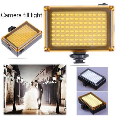Bright 96-LED Studio Video Light for DSLR Camera Camcorder Photography Photo
