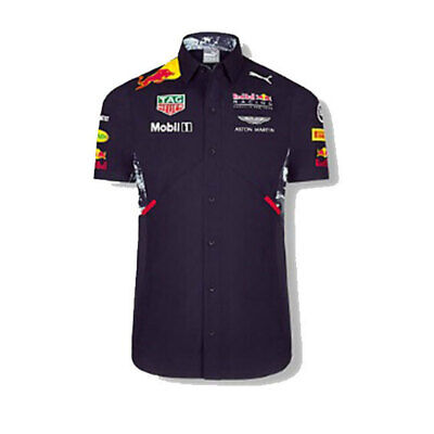Red Bull Racing Mens Team Shirt
