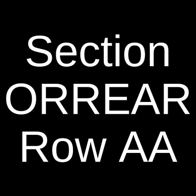 4 Tickets Jose Gonzalez & The String Theory 4/4/19 Oakland, CA