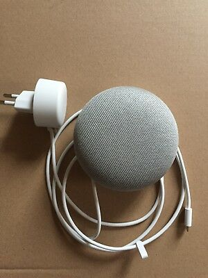 Assistant vocal Google Home Mini - Comme Neuf
