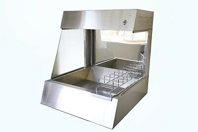 Stainless Steel Commercial Counter Top Fry Station Fwt-560