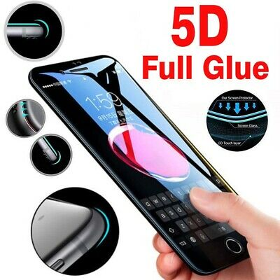 For Huawei Mate 20 lite - 5D Full Glue Tempered Glass Screen Protector