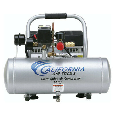 Corded Air Compressor Oil Free Dual Piston Pump System High Performance Durable