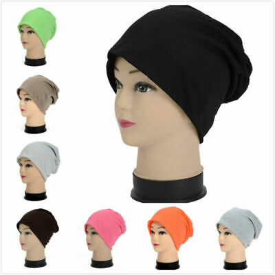 2019 Hot New Unisex Black Hip-Hop Cap/Hat Beanie Ski Cotton Blend Hat Cap