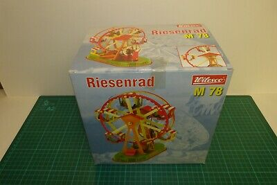 Wilesco M78 Ferris Wheel In Box Excellent!
