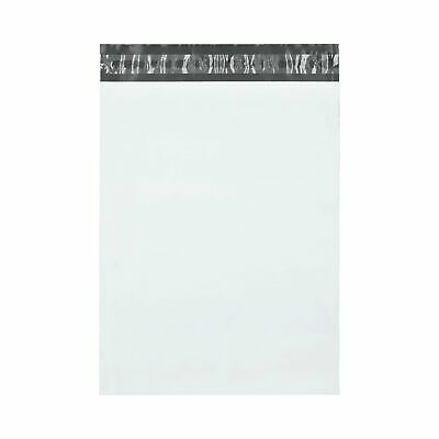 200 10x13 WHITE 2.5 MIL POLY MAILERS ENVELOPES SHIPPING BAGS 10 x 13
