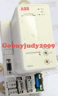 1PC USED ABB CI810V2 / 3BSE013224R1  Tested It In Good Condition