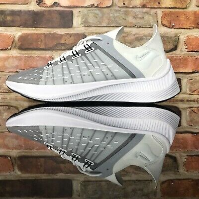 release date: 139a2 5fb6c Nike Exp-X14 Blanches Noires Wolf Gris Hommes Sz 10.5 Chaussures Course
