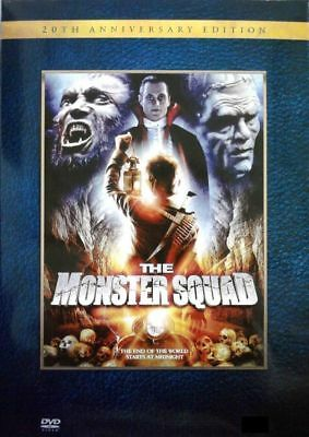 The Monster Squad [1987] (20TH ANNIVERSARY EDITION)