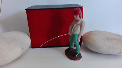No Caganer - Catalan Traditional Figure Piss To Pee Spain Nativity Vintage