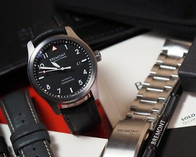 Bremont Solo - Finance & PX Available