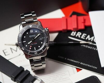 Bremont Supermarine s500 - Finance & PX Available