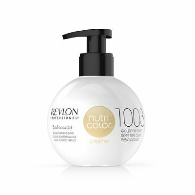 Revlon Nutri Color Creme Ball - Golden Blonde 1003  270ml