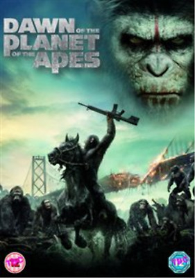 Angela Kerecz, Kodi Smit-Mc...-Dawn of the Planet of the Ape (UK IMPORT) DVD NEW