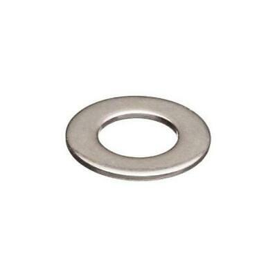 """1"""" - 316 Stainless Steel Flat Washers (100 Qty)"""