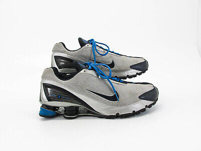 807deaf99f0b7a NIKE SHOX TURBO Plus IV Men Athletic Shoes Size 11.5M Pre Owned HJ ...