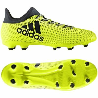 adidas X 17.3 Firm Ground S82366 Mens Football Boots~Soccer~UK 6 to 12